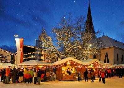 Christkindlmarkt in Seefeld